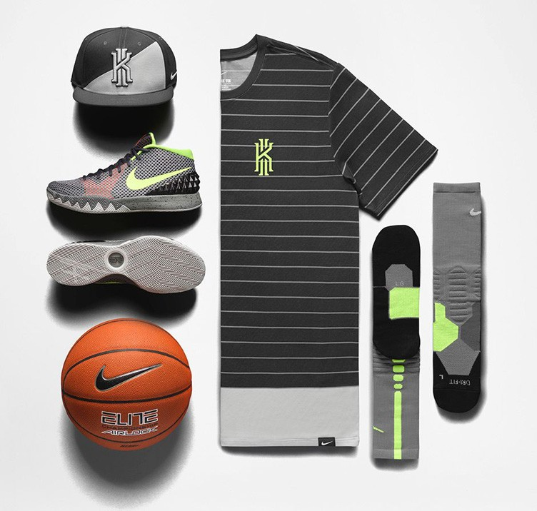 "Nike Kyrie 1 ""Dungeon"" Collection"