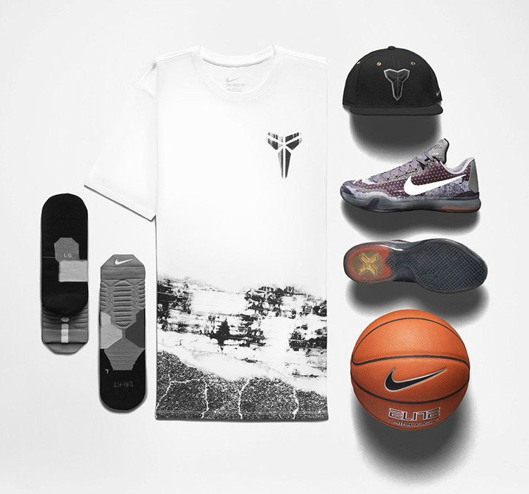 "Nike Kobe X ""Pain"" Collection"