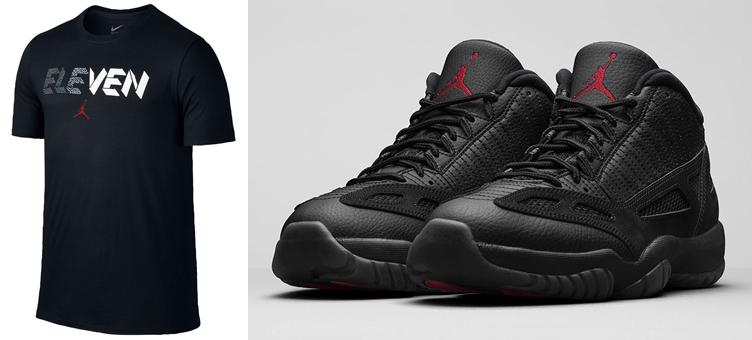 Air Jordan 11 Camisas Árbitro Es Decir, Retro Bajas