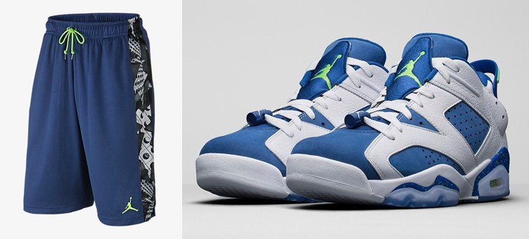 air-jordan-6-ghost-green-seahawks-shorts