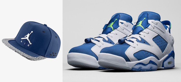 air-jordan-6-low-ghost-green-jumpman-air-cap