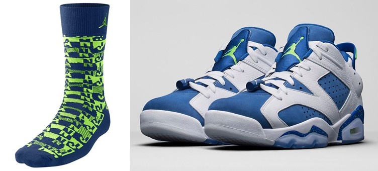 air-jordan-6-low-seahawks-socks
