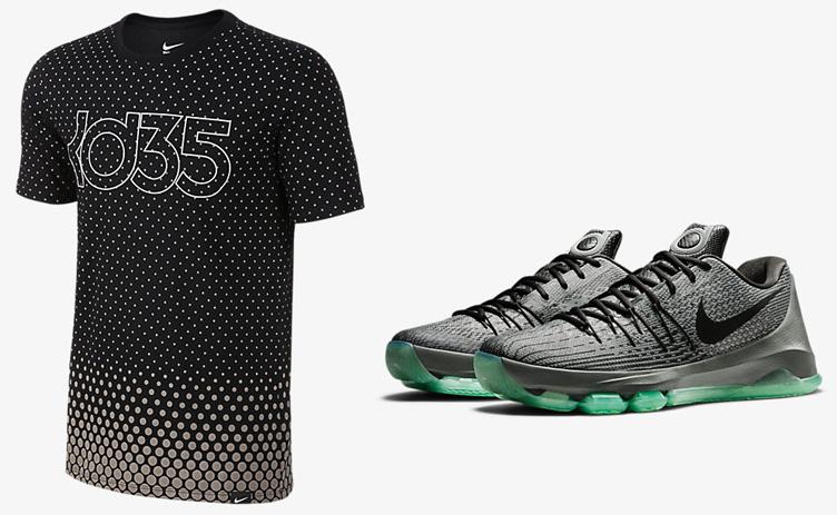 d72085c17a57 Nike KD 8 Hunts Hill Night Shirt