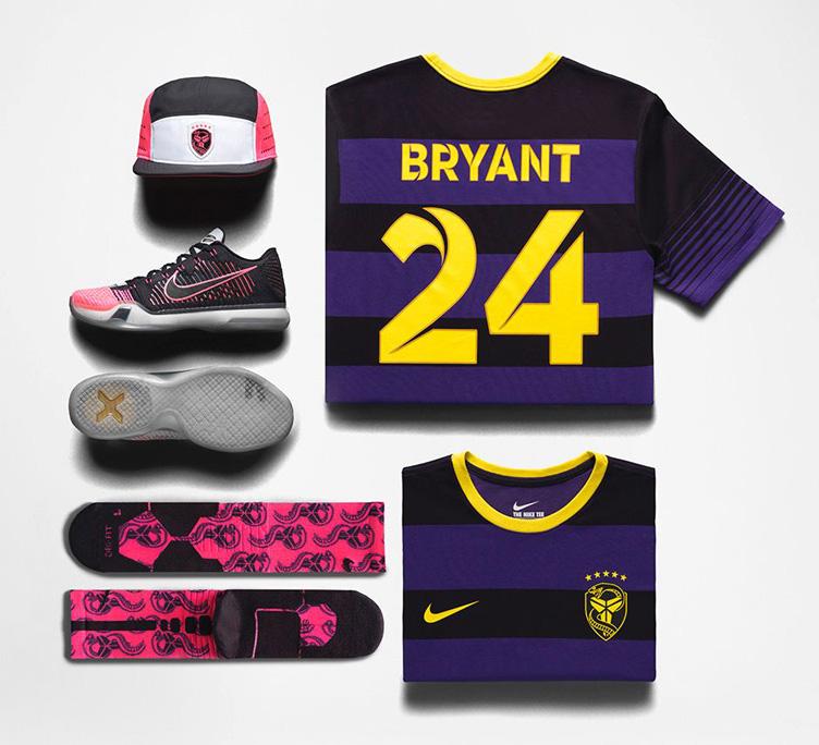wholesale dealer 9c832 e505c Nike Kobe X Elite Mambacurial Clothing   SneakerFits.com