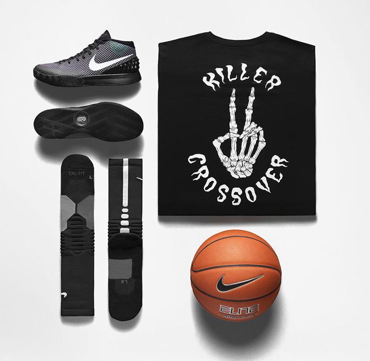 d3c4fda7161 Nike Kyrie 1 Driveway Clothing Shirt Socks