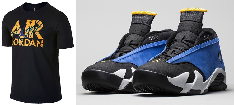 air-jordan-14-low-laney-flight-shirt