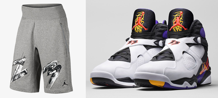online store ad86c 83aa5 air-jordan-8-three-peat-shorts
