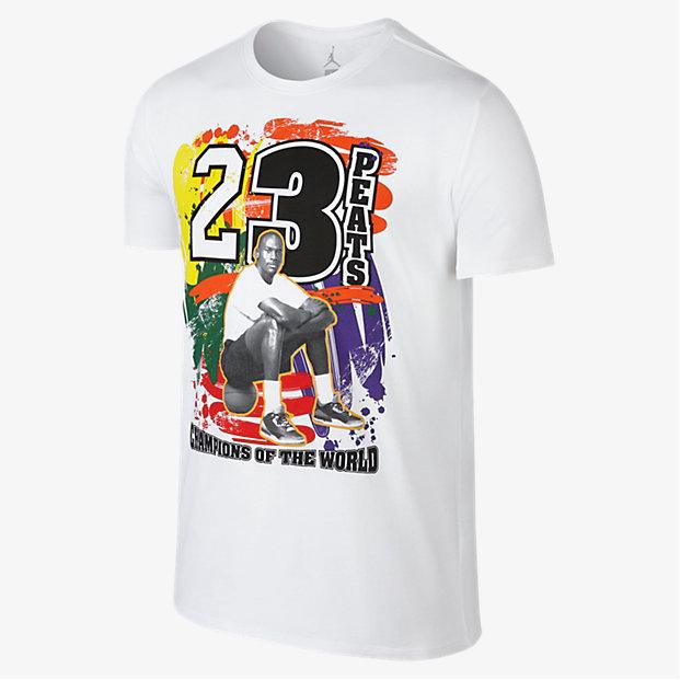 Air Jordan 8 Three Times A Charm Trill Peats Shirt