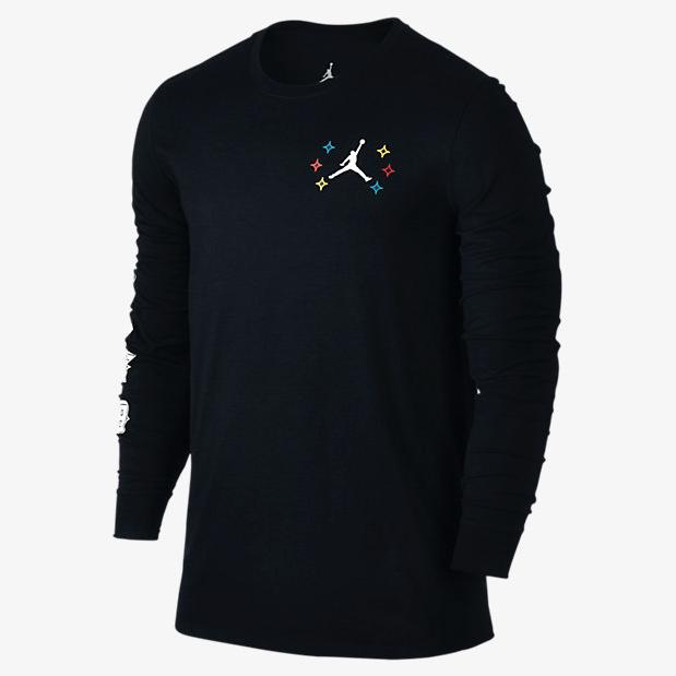 Air Jordan 8 Three Peat Champions Shirt