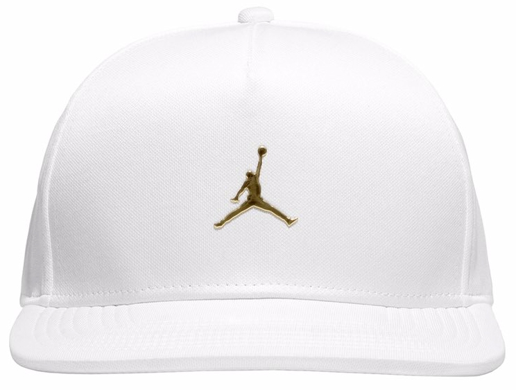 Jordan Hat White