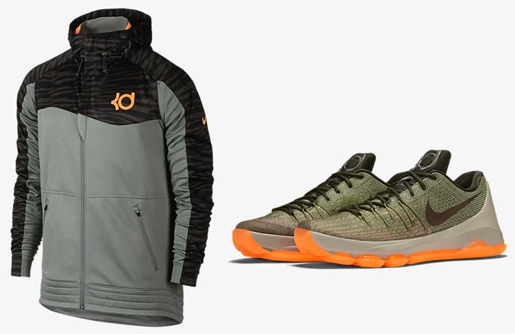 c521d315d32f Nike KD 8 Easy Euro Hyper Elite Hoodie