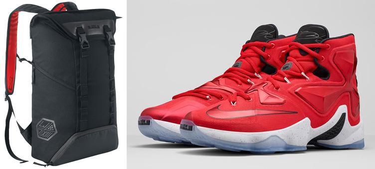 Nike LeBron 13 On Court Backpack |