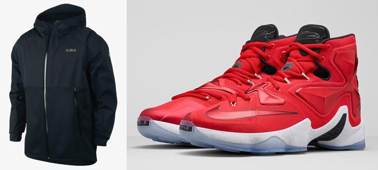 b428c8138548 Nike LeBron 13 On Court Basketball Jacket