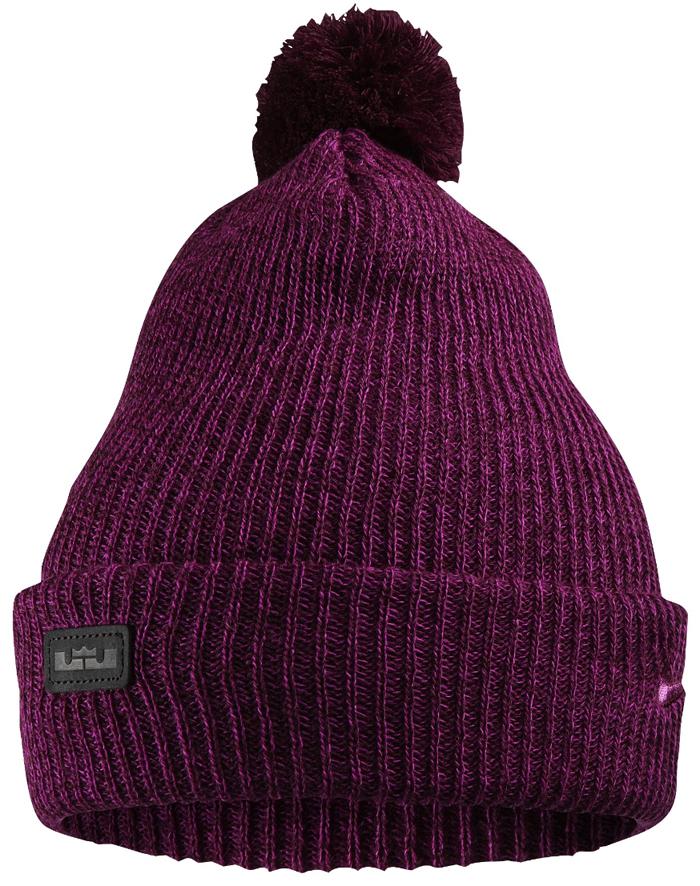 e29eadb86cd Nike LeBron 13 Written in the Stars Knit Hat Beanie