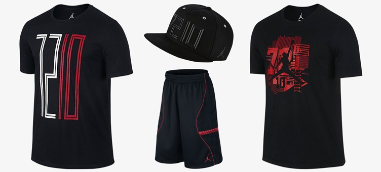 "Air Jordan 11 ""72-10"" Clothing Collection"