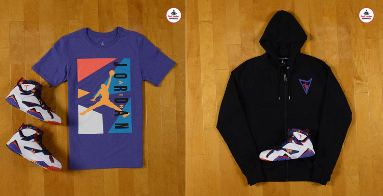 476d9904d74d86 Air Jordan 7 Sweater Apparel Hook Ups at Footlocker