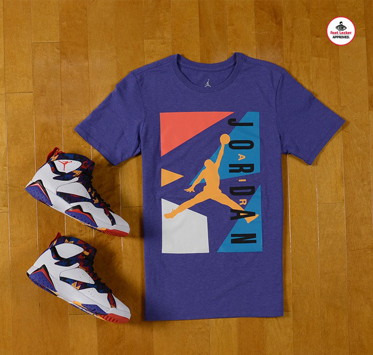 Air Jordan 7 Camisas Del Niño Olímpicos el mayor proveedor barato 100% auténtico Vhww1
