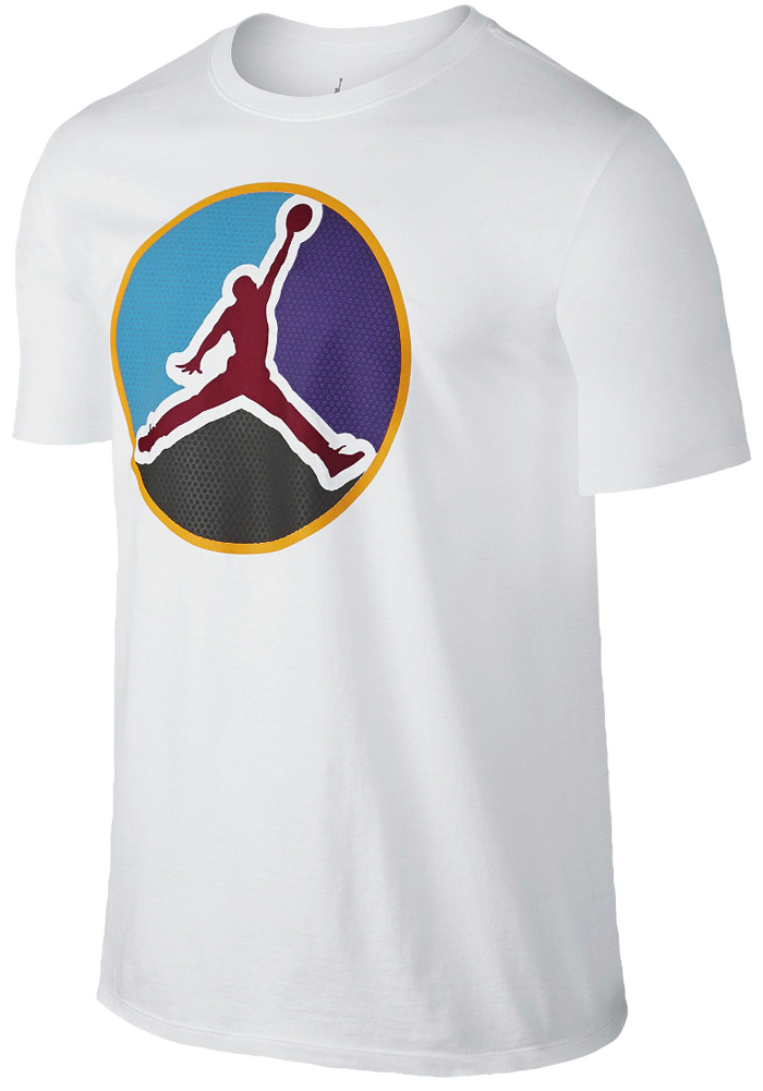 We have a large selection of shirts to match Jordans and Retro Air Jordans. Sizes Small - 4XL available.