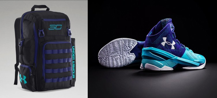 "Under Armour Curry Two ""Father to Son"" x Under Armour SC30 Backpack"