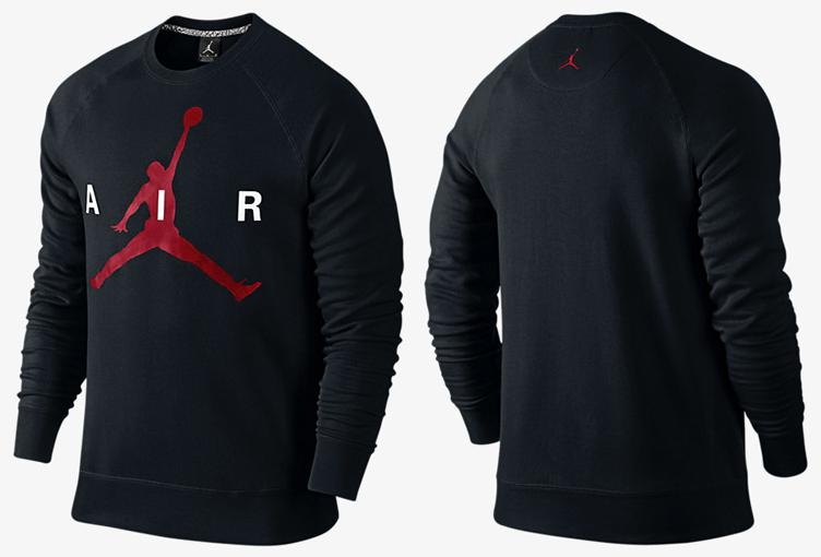 air jordan sweater