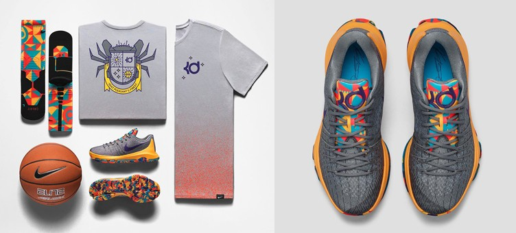 "703656c80537 Nike KD 8 ""P.G. County"" Collection"