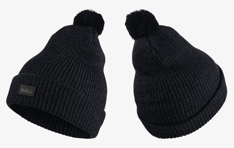 nike-lebron-13-black-knit-hat