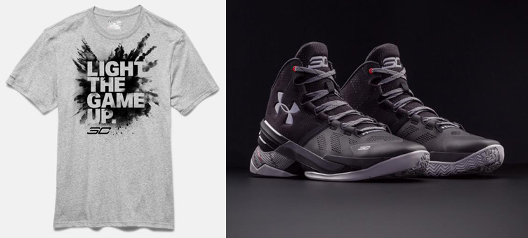 pretty nice e6475 ecd32 Under Armour Curry Two Professional Shirts   SneakerFits.com