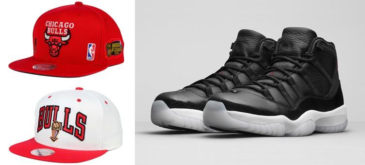 air-jordan-11-72-10-bulls-96-finals-hats