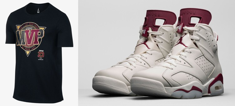 air-jordan-6-maroon-mvp-t-shirt
