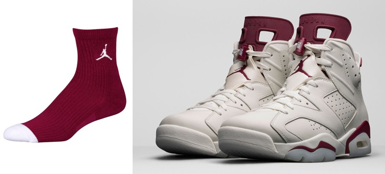 air-jordan-6-maroon-socks