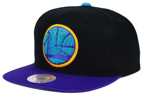 jordan-8-aqua-nba-warriors-hat-chenille-mitchell-and-ness