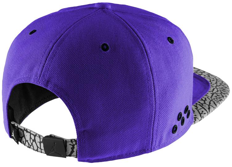 66125d0a304 jordan-jumpman-elephant-hat-purple-back. Jordan Jumpman Air Strapback ...