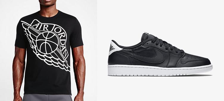96ac32f7f95 Air Jordan 1 Low Cyber Monday Shirt | SneakerFits.com