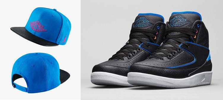 the best attitude 33ceb 5027d Air Jordan 2 Radio Raheem Hat | SneakerFits.com