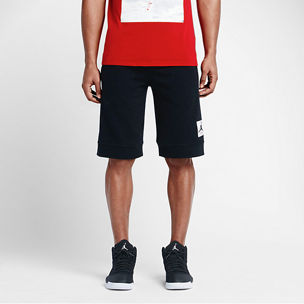 air-jordan-4-shorts-black-1