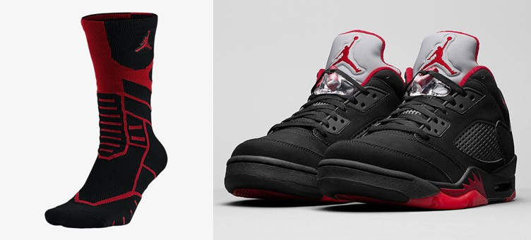 air-jordan-5-low-alternate-90-jumpman-socks