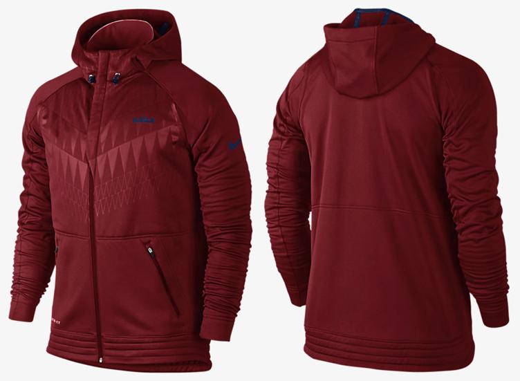 nike-lebron-13-hyper-elite-hoodie-red