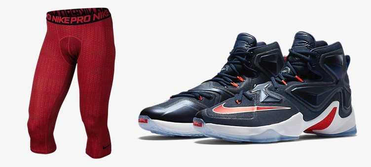 nike-lebron-13-midnight-navy-team-tights