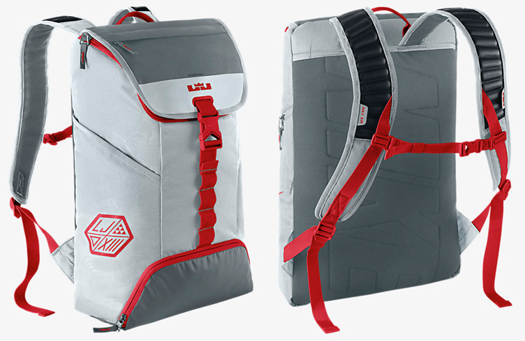 ... New Nike Lebron Max Air Ambassador Backpack At Hoops Factory LoopMe  Singapore  lebron x backpack ... 9d5175070ad3a