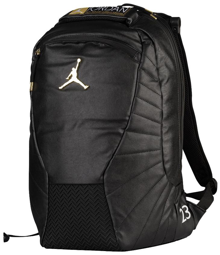 1b098b1d4809 ... Air Jordan 12 The Master Backpack