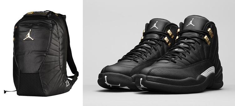 04710f6cea51 Air Jordan 12 The Master Backpack