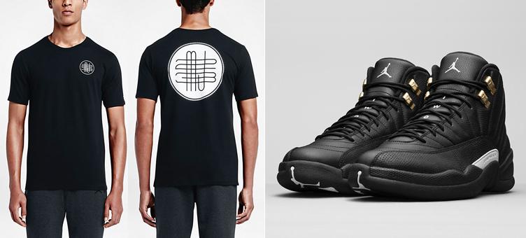 105c94f1ee5 Air Jordan 12 The Master T Shirt
