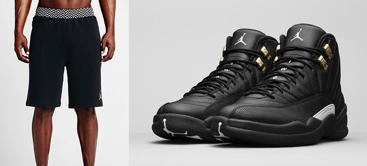air-jordan-12-the-master-shorts