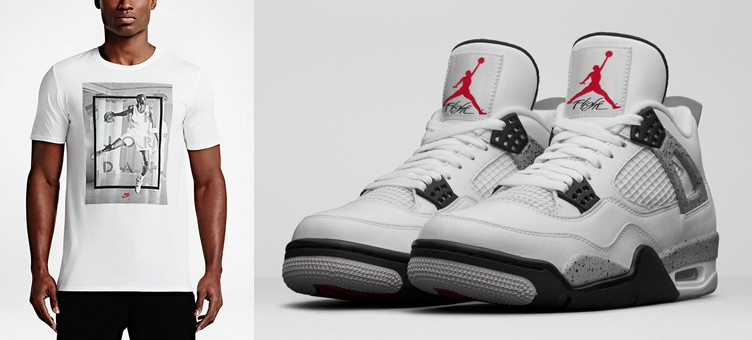 air-jordan-4-white-cement-hang-time-shirt