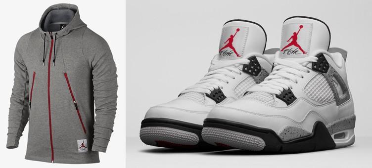 air-jordan-4-white-cement-hoodie