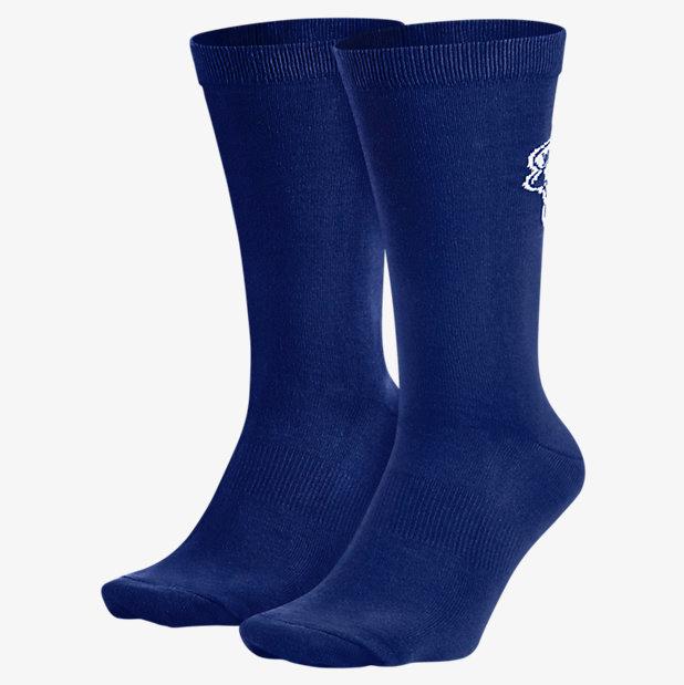 air-jordan-5-low-socks-blue-1