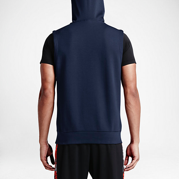 Air Jordan 5 Dunk From Above Sleeveless Hoodie | SneakerFits.com