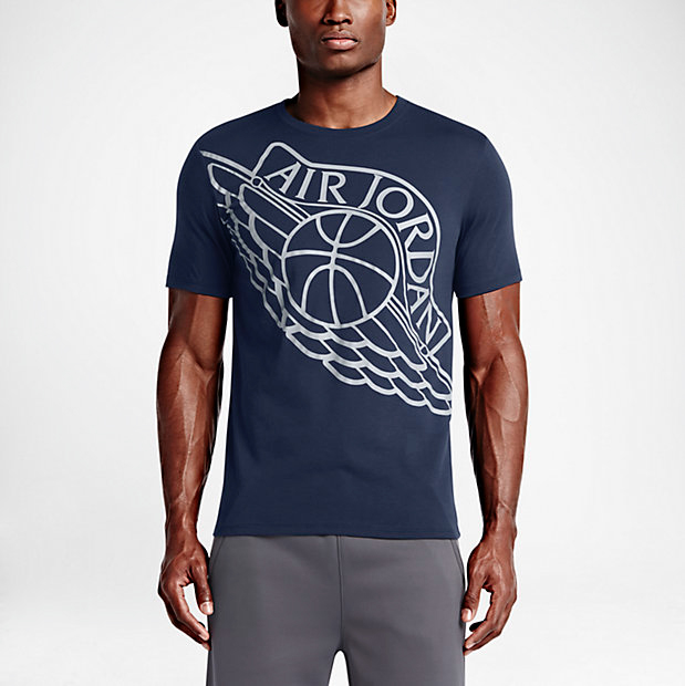 c2aaf8eb1dfdd4 Air Jordan 5 Dunk From Above Wingspan Tee