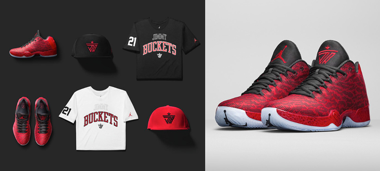wholesale dealer edaf9 0f3f4 Jordan Jimmy Butler XX9 Shirt and Hat | SneakerFits.com