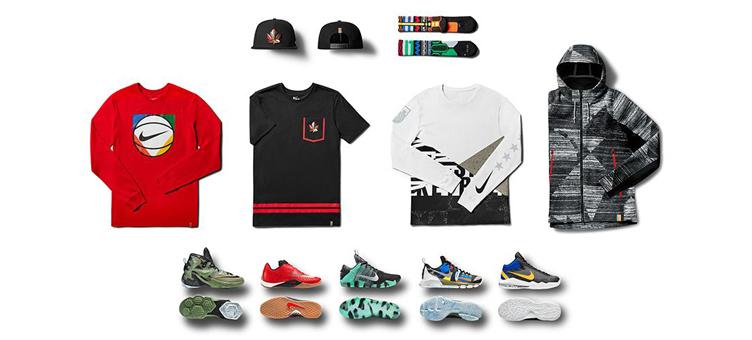 a796ec8fa620 Nike 2016 NBA All Star Game Clothing